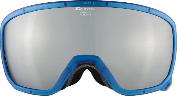 Alpina Scarabeo MM translucent blue 2018/19