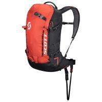 Scott Pack Patrol E1 22 Kit  birnt orange/black 2019/20