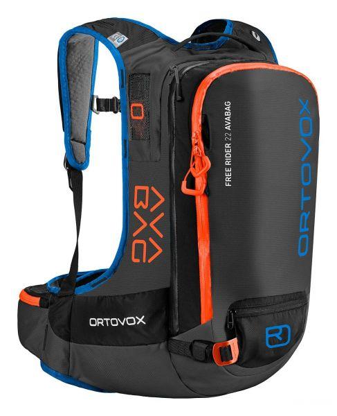 Ortovox Free Rider 22 Avabag Kit black/ anthracite 2017/18