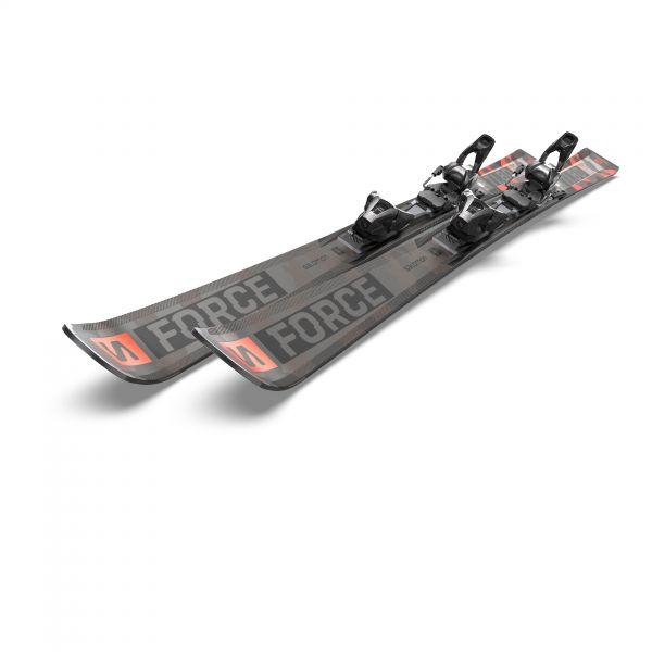 Salomon S/Force Ti. 80 + Z12 GW 2021/22