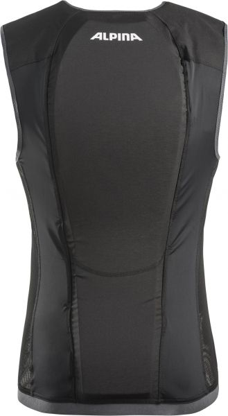 Alpina JSP Men Vest black-white 2019/20