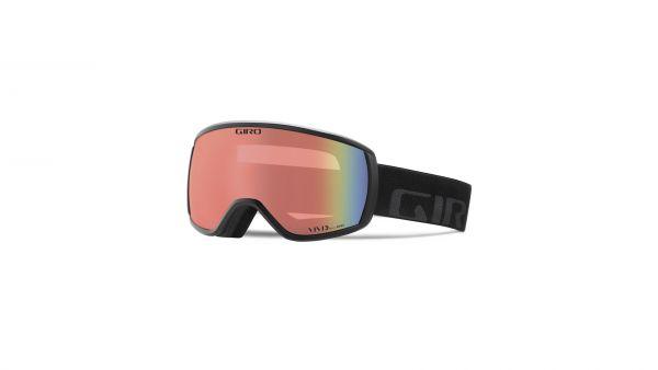 Giro Balance black wordmark/vivid infrared 2019/20