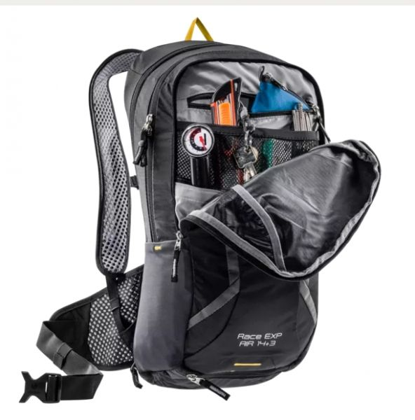 Deuter Race EXP Air black