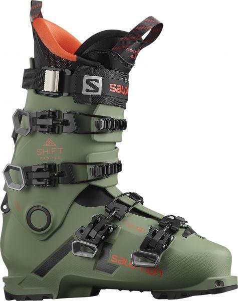 Salomon Shift Pro 130 AT oil green 2020/21