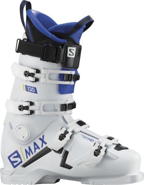 Salomon S-Max 130 white/raceblue/black 2018/19