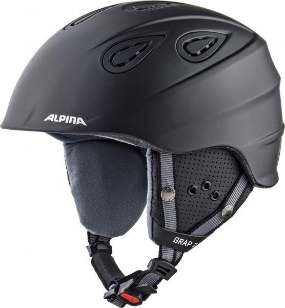 Alpina Grap 2.0 black matt 2018/19