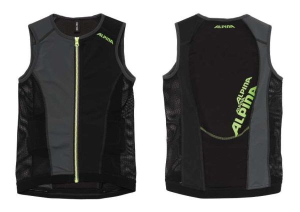 Alpina JSP Junior Vest black