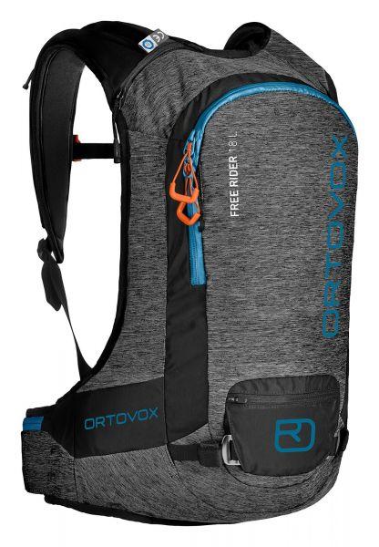 Ortovox Free Rider 18L black/ anthracite 2017/18