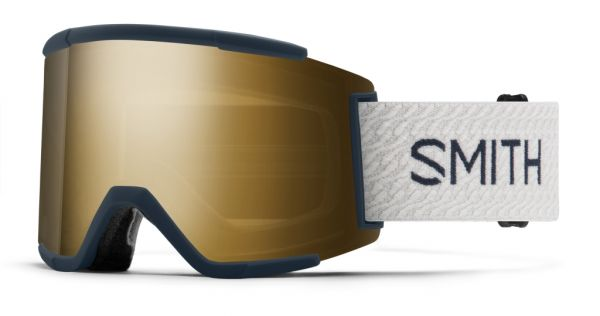 Smith Squad XL french navy / sun black gold 2020/21