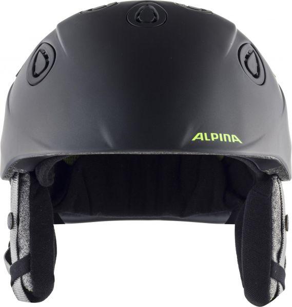 Alpina Grap 2.0 charcoal-neon matt 2019/20