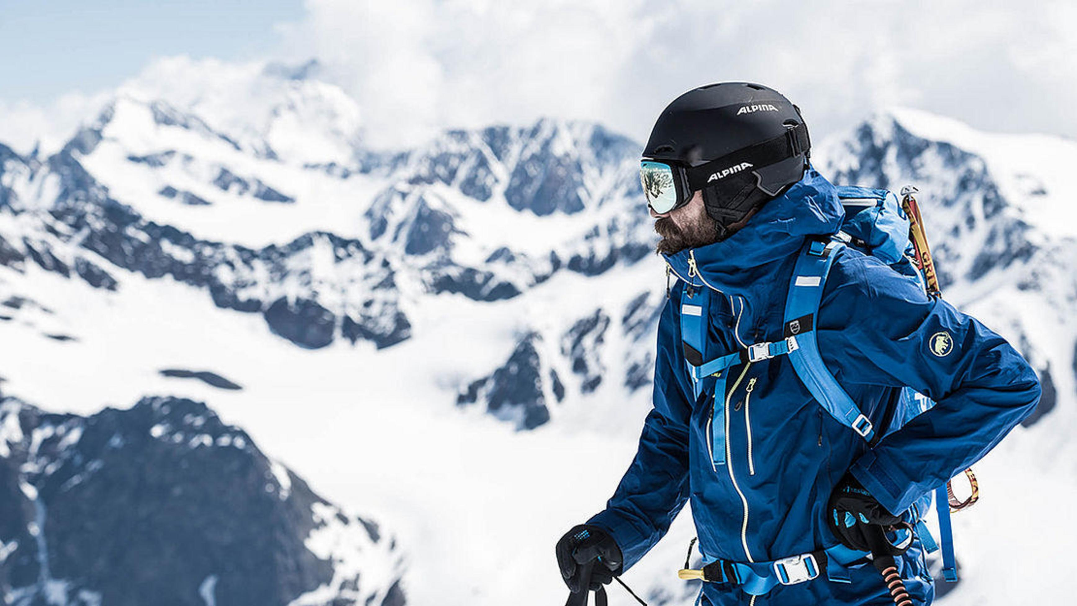 Alpina Skihelme bei SNOW-HOW!
