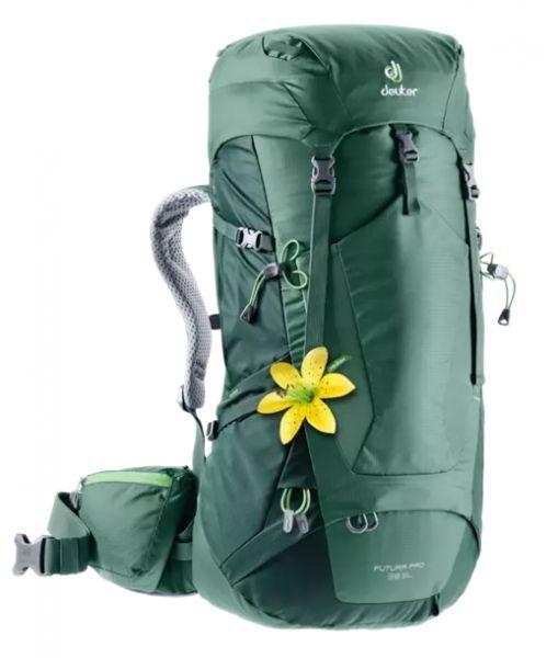 Deuter Futura Pro 38 SL seagreen-forest
