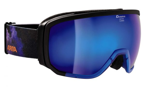 Alpina Scarabeo MM blue 2017/18