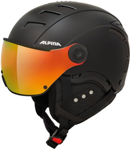 Alpina Jump 2.0 QVMM black-matt 2018/19