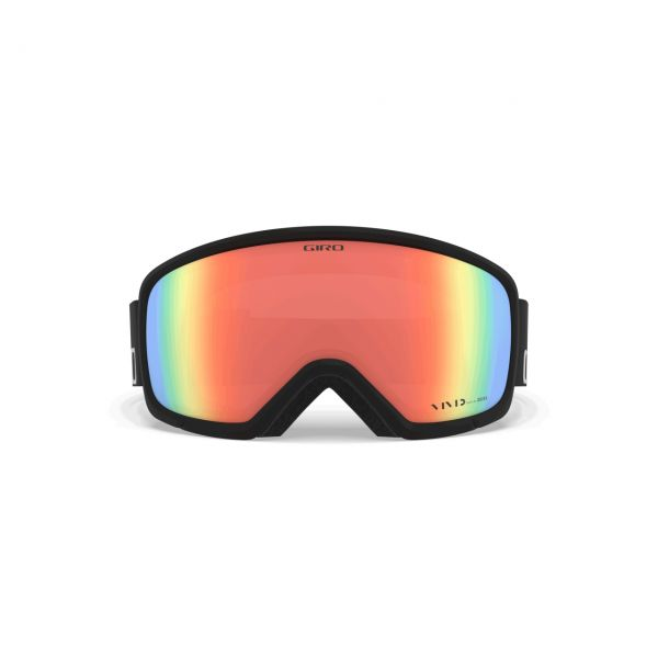 Giro Ringo black wordmark/vivid infrared 2020/21