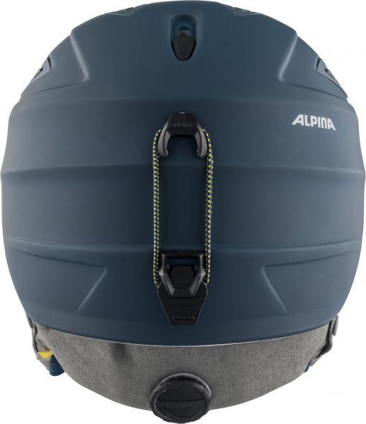 Alpina Grap 2.0. L.E. ink-grey matt 2019/20