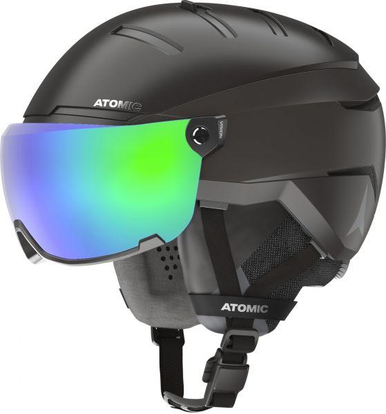 Atomic Savor GT Amid Visor HD black 2020/21