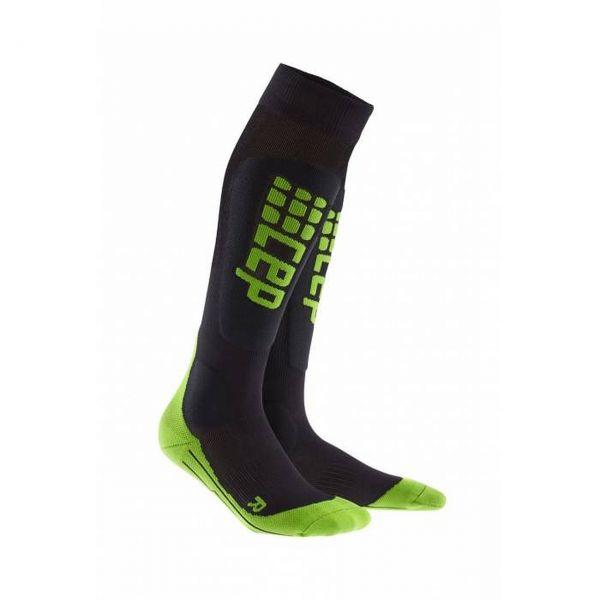 CEP Ski Ultralight Men black/green