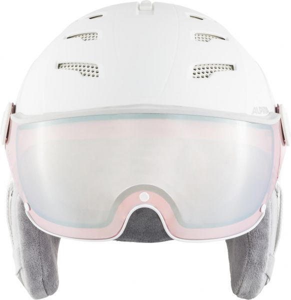 Alpina Jump 2.0 VM white grey matt 2020/21