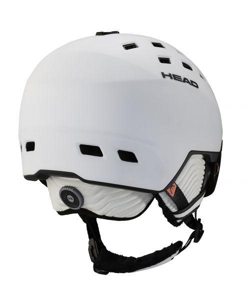 Head Radar Pola Visor white 2019/20