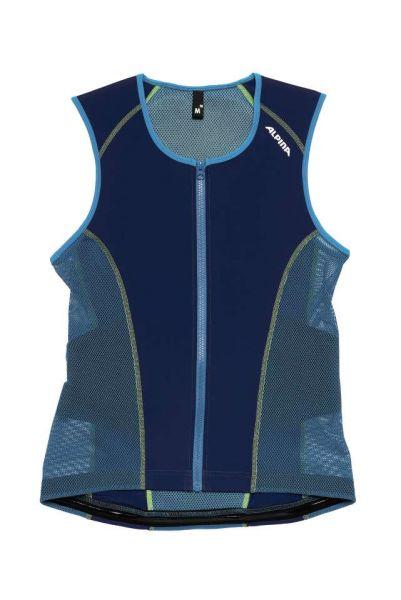 Alpina JSP Vest Men navy-green
