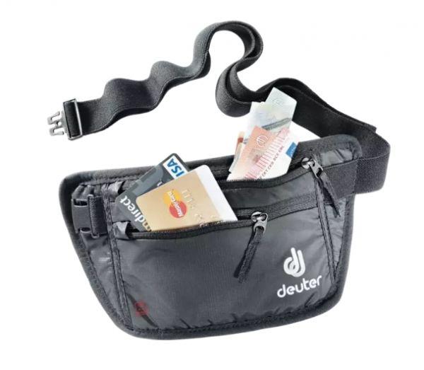 Deuter Security Money Belt I black RFID BLOCK