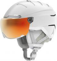 Atomic Savor GT Amid Visor HD white 2020/21